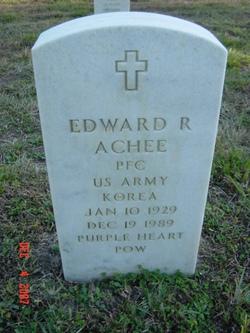 Edward R Achee