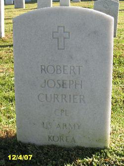 Robert Joseph Currier