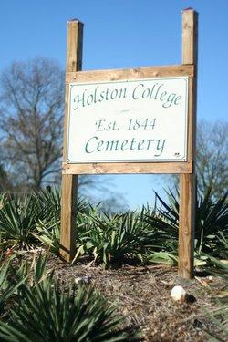 Holston College Cemetery