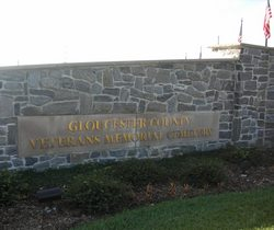 Gloucester County Veterans Memorial Cemetery