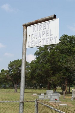 Kirby Chapel Cemetery
