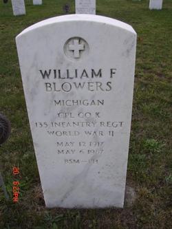 William F. Blowers