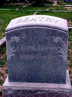 Jesse Alvin Gentry