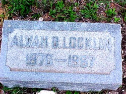 Alvah Donald Locklin