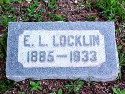 Elmer Lawson Locklin