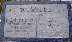 Florence H. Russell