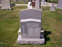 Catherine Barrett