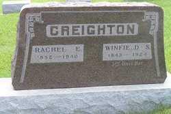 "Rachel Elizabeth ""Lizzie"" <I>Ruby</I> Creighton"