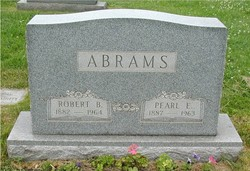 Pearl Elizabeth <I>Allison</I> Abrams