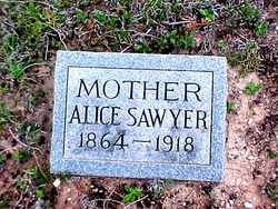 Alice Sawyer