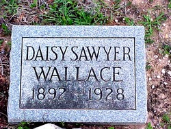 Daisy <I>Sawyer</I> Wallace