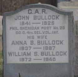 William Smith Bullock