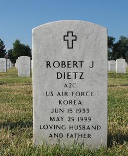 Robert J Dietz