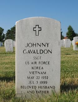 Johnny Gavaldon