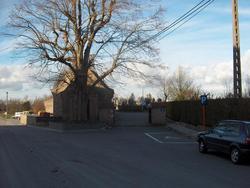 Beveren Leie Churchyard