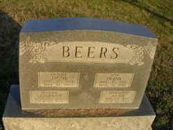 Catherine <I>Hann</I> Beers
