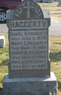 Daniel Andrew Haggerty