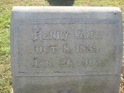 Henry Goff
