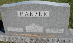 R Bruce Harper