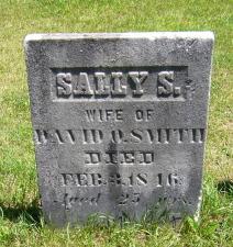 Sally S <I>Spencer</I> Smith