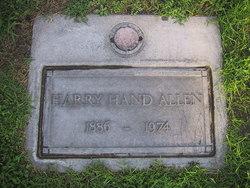 Harry Hand Allen