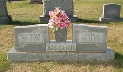 Lester Lawrence (Lee) Baugher