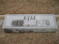 Lucy <I>Bugg</I> Kyle