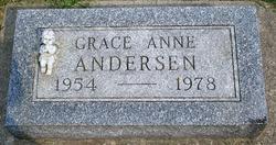 Grace Anne <I>Finn</I> Andersen
