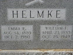 Emma R <I>Herber</I> Helmke
