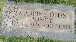 Maurine Olds Bundy