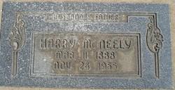 Harry Mcneely