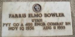 Ferris E Bowler