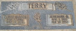 Clara Malinda <I>Woods</I> Terry
