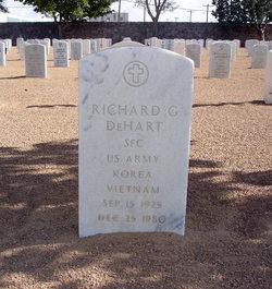 Richard G DeHart