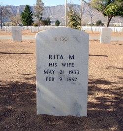 Rita M DeHart