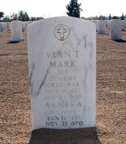 Vern Thomas Mark