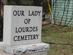 Our Lady of Lourdes Roman Catholic Church Cemetery
