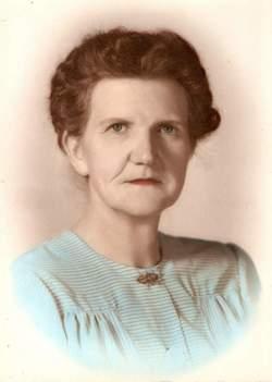 Sallie Mae <I>Brown</I> Byrd