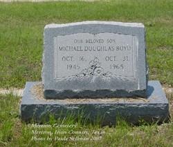 Michael Doughlas Boyd