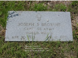 Joseph S Browne