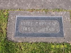 Alice <I>Hatch</I> Canfield