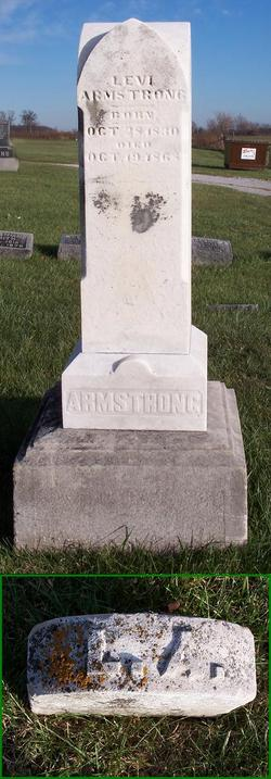 Sgt Levi Armstrong, Jr