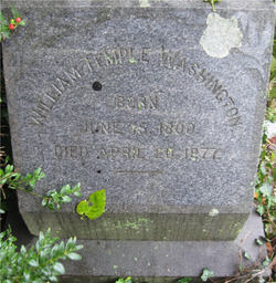 William Temple Washington