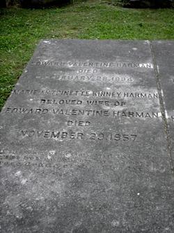 Edward Valentine Harman