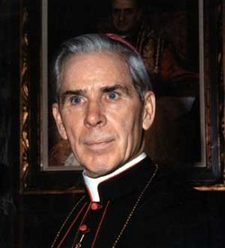 Archbishop Fulton John Sheen