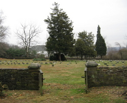 Plumstead Friends Meeting Cemetery