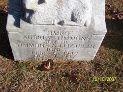 Aubrey Timmons Jones