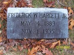 Frederick W Hargett, Jr