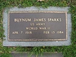 Bynum James Sparks