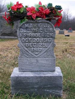 Mary Jeneve Roderick